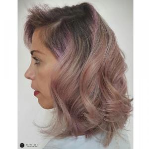 בליאז ורוד פסטל בעפולה אורטל אדרי עיצוב שיער