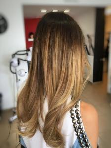 אומברה טבעי אורטל אדרי עיצוב שיער