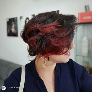בליאז מקצועי לשיער קצר אורטל אדרי עיצוב שיער