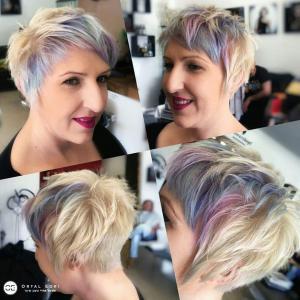 צבעי שיער פנטסטיים בעפולה אורטל אדרי עיצוב שיער