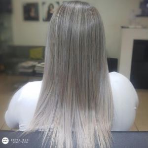 צבע שיער סילבר מספרת אוטרל אדרי בעפולה