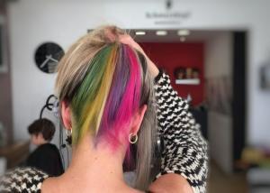 צבעי שיער נועזים בעפולה אורטל אדרי עיצוב שיער