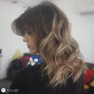 אומברה מקצועי אורטל אדרי עיצוב שיער