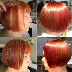 צבעי שיער נועזים אורטל אדרי עיצוב שיער