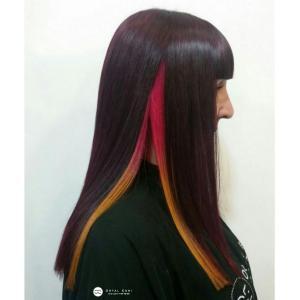 פיקאבו צבעוני אורטל אדרי עיצוב שיער