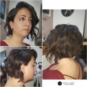 קארה א-סימטרי מקצועי בעפולה אורטל אדרי עיצוב שיער