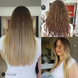 החלקת שיער לשיער מקורזל - המרכז להחלקות שיער בעפולה