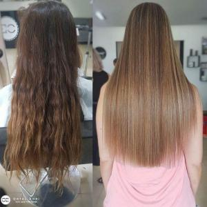 החלקת שיער אורגנית בעפולה